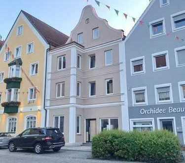 Renditeobjekt: Zwei gut vermietete Altstadthäuser in zentraler Innenstadt-Lage von Mainburg