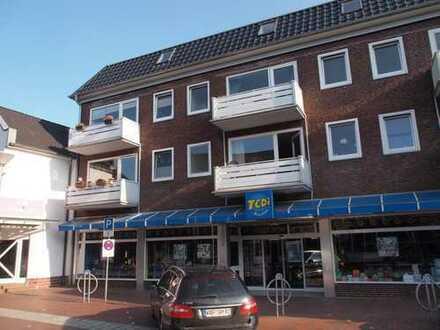 Wildeshausen // Schöne helle 3-ZKB-Wohnung mit Balkon zu vermieten