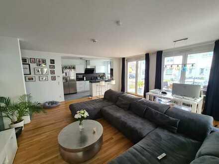 Exklusive Lage | 4 ZKB | EG | ca. 118 m² | Fußbodenheizung | Seeblick | Große Terrasse | Garten 80m²