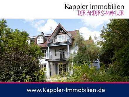 Villa mit Einliegerwohnung und Traumgarten I Kappler Immobilien