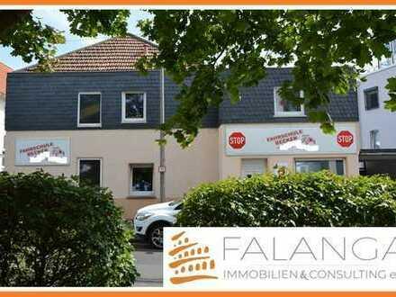 GONSENHEIM – Großzügiges und vielseitig nutzbares Wohn- und Geschäftshaus in guter Frequenzlage !