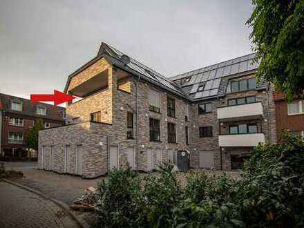 Barrierefreie 3,5-Zimmer-Wohnung in Osnabrücks 1. Mehrfamilien-Sonnenhaus mit tollem Balkon