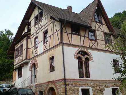 2-Zimmer-Maisonette-Wohnung in modernem Fachwerkhaus in Rauenberg-Rotenberg