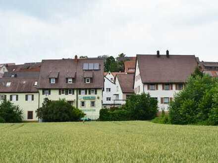 Zwei tolle Baugrundstücke mit Altbestand in Weil der Stadt-Schafhausen