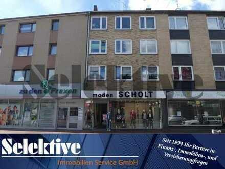 Dinslaken-Stadtmitte: Schönes Ladenlokal ca.62m² in Top-Lage!