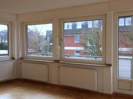 Renovierte 4-ZKB mit Balkon zentrumsnah in Havixbeck