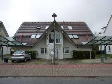 Schöne DG-Apartement-Wohnung mit Außen-Stellplatz und Balkon, sehr gut vermietet, 15 min zum VW-Werk