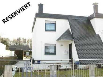 Tolles 1-Familienhaus in schöner und ruhiger Wohnlage von Homburg