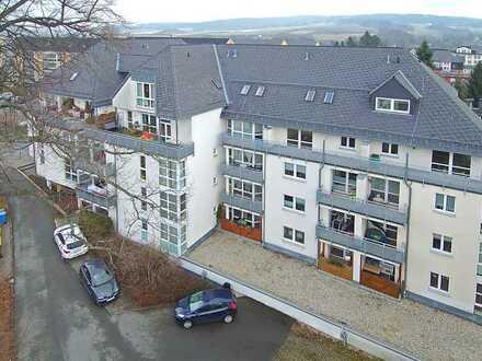 *gemütliche 2-ZKB-Wohnung in Top Lage*