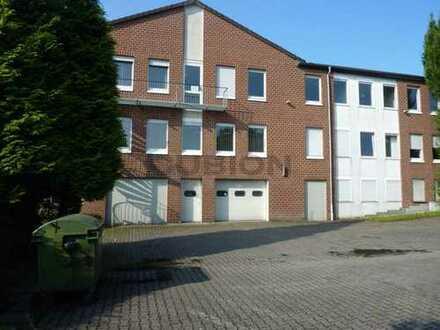 Büro- und Hallenkombi im Gewerbegebiet in Mülheim-Heißen!