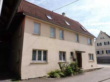 Das 2-Familienhaus im Stadtkern von Stuttgart-Plieningen