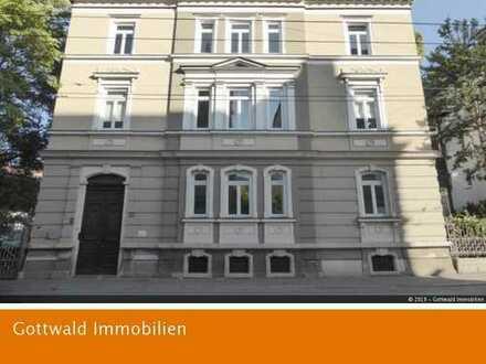 Esslingen Zentrum: repräsentative Praxis / Büroetage in zentral gelegenem Jugendstil-Juwel!