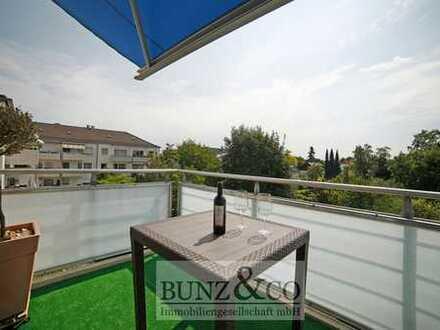 Schicke, moderne Wohnung mit Süd-Ost-Balkon!