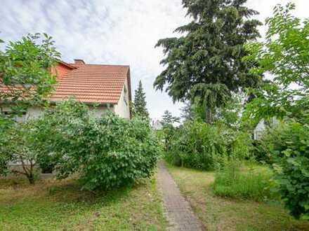 EDINGER IMMOBILIEN - Einzigartiges Grundstück mit Abrissgebäude