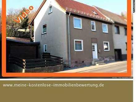 Einfamilienhaus im Thüringer Wald