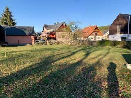 Einmalige Gelegenheit – Wunderschön gelegenes Grundstück in Neudorf!!