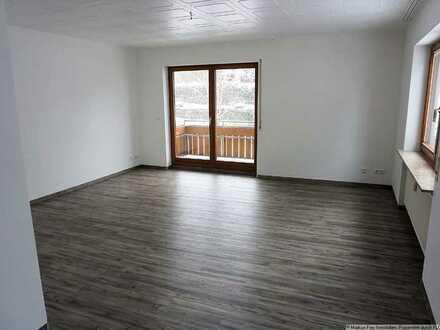 Eine frisch renovierte 3,5 Zimmer Wohnung mit guter Raufaufteilung und hellen Räumen.