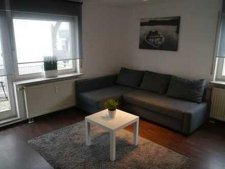 Perfekte Verkehrsanbindung - helles möbliertes Apartment mitten in Renningen
