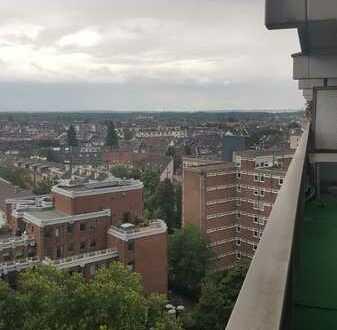 Wohnen über den Dächern in Köln