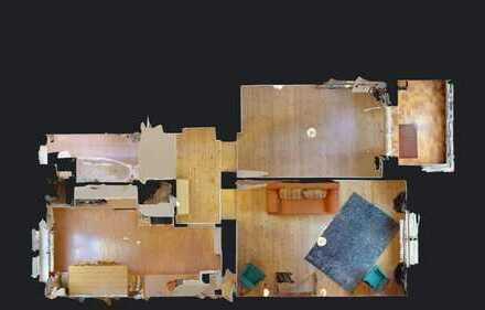 Modernisierte 2 Zimmer-ETW in gefragter Lage von Charlottenburg. Nähe Kurfürstendamm!