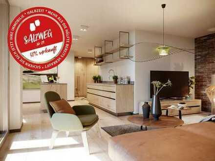 Wohnen am Salzweg: 3-Zimmer-Wohnung, EG, 95qm