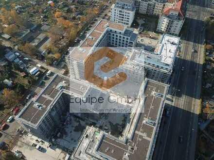 Aufzug direkt in die Wohnung & riesige Dachterrasse zur Alleinnutzung!