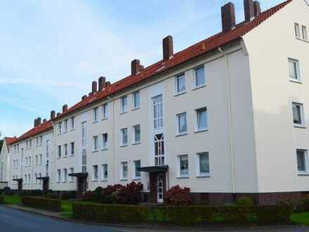 2-Zimmerwohnung nahe der Weser!