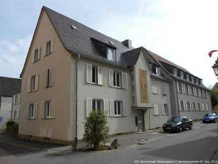kleine 3 Zimmer-Dachgeschosswohnung in Münnerstadt
