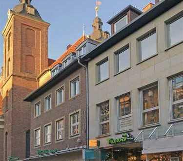 Immobilien-Richter: Sanierte bezugsfertige Wohnung für max. 2 Pers. in direkter Innenstadtlage