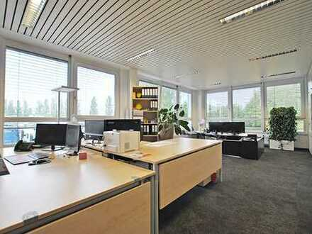 Praktische und helle Büroflächen
