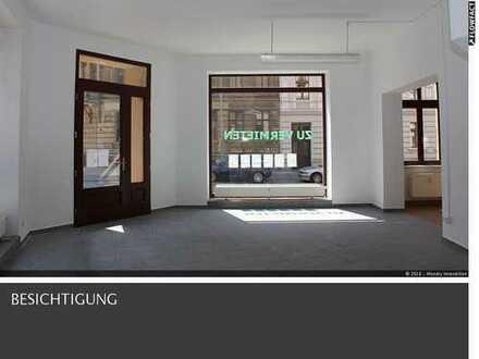 NEUE Ideen - Büro mit Schaufenstern an zentraler Hauptstrasse