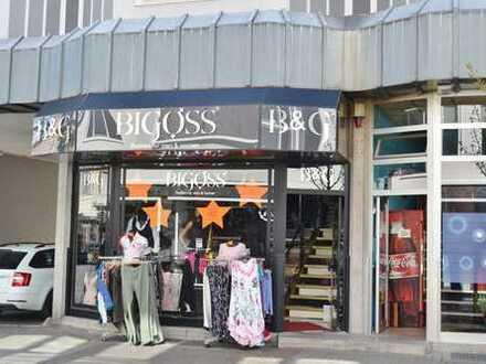 Sehr gepflegtes Einzelhandelsgeschäft beste Lage 1A, Fußgängerzone in Bad Kreuznach zu vermieten