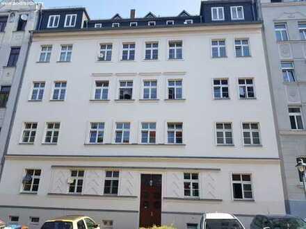Schöne 1-Raum-Wohnung mit EBK in saniertem Gründerzeithaus in Chemnitz