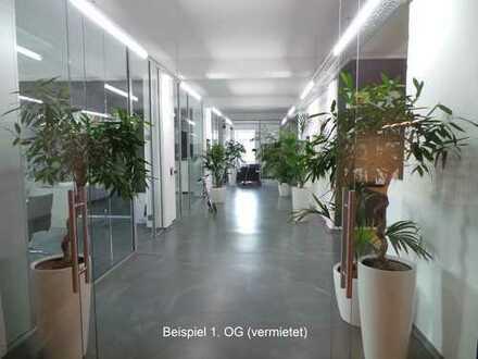 Ausbau in Mieterabsprache | | Büro ca. 585 m² | | Nähe Europastern