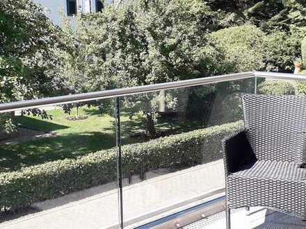 Schöner Wohnen in 3-Zimmer-Wohnung mit Loftcharakter und sonnigem Südwestbalkon