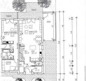 Modernes Wohnhaus mit Einliegerwohnung