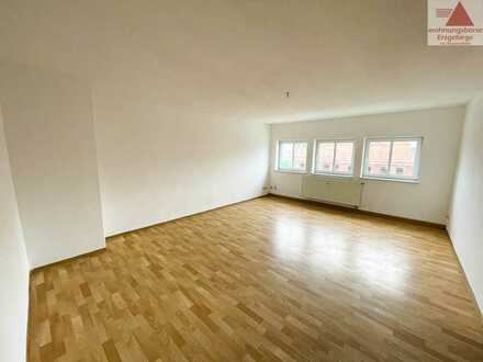 Großzügige 3-Raum -Wohnung in beliebter Lage von Raschau