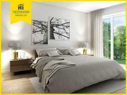 Neubau Erstbezug! Moderne helle 3-Zimmerwohnung mit Loggia in Erlensee