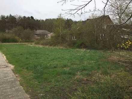 Kleines Baugrundstück in ruhiger Wohnsiedlung von Clenze
