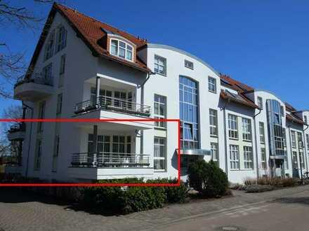 Attraktive Kapitalanlage: 3 Zimmer Eigentumswohnung mit 2 Balkonen im Wohnpark Seddiner See