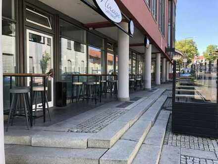 3,3% Mietrendite! Bar/Gastronomie als lukrative Kapitalanlage im Herzen von Dachau