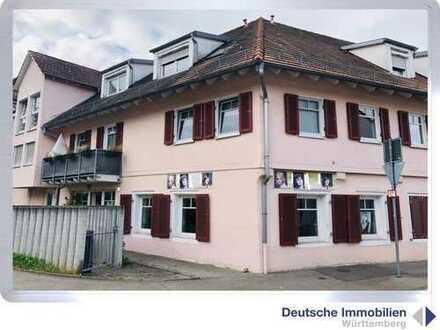 EG- Ladenlokal in denkmalgeschütztem Gebäude in Ludwigsburg