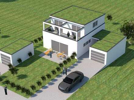 Erstbezug: ansprensprechendes 6-Zimmer-Einfamilienhaus mit Einbauküche Neu