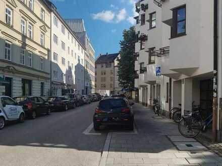 EICHLER IMMOBILIEN: Gepflegtes Apartment in Uninähe mit Westbalkon zum Innenhof