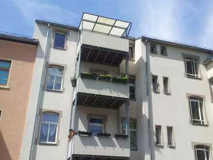 Im Zentrum mit Balkon !