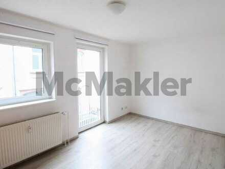 Bezugsfreies, gepflegtes Apartment mit Pantryküche in zentraler Lage von Mannheim