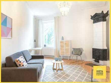 Hochwertig möblierte 3-Zimmerwohnung in Altona-Altstadt (WLAN inklusive)