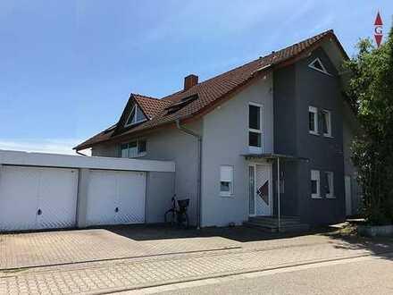 Personalhaus, Mitarbeiterwohnhaus - Gewerbegebiet Ötigheim.