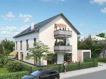 ERSTBEZUG! Neubau eines Mehrfamilienhauses mit fünf Eigentums-Wohnungen in München/Trudering