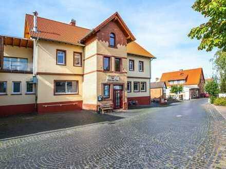 Hasselroth-Neuenhasslau: Historisches & großzügiges Gebäude mit verschiedenen Nutzungsmöglichkeiten
